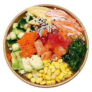 Foto Poké Bowl Mix